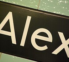 Alex by Melanie PATRICK
