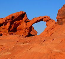 Valley Of Fire 6 by Dan Perez
