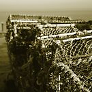 Lobster Pots by grimbomid