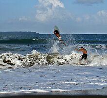 skim boarding by Jelynn