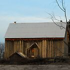 Log Cabin on the Farm :) by TerriRiver