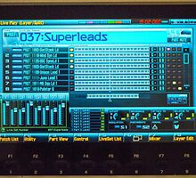 Super Leads  by Rob Hawkins
