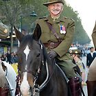 Light Horse - ANZAC Day by Malcolm Garth
