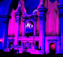 Fantasy Church by MusicalCrack