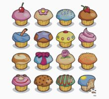 Cupcakes by benitez