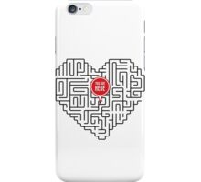 Finding Love I iPhone Case/Skin