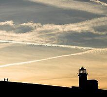 Belle Tout Lighthouse by iconoclast