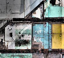 DEMO WALL by Paul Kalbfleisch