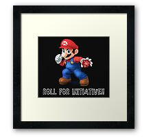 Super Mario RPG Framed Print