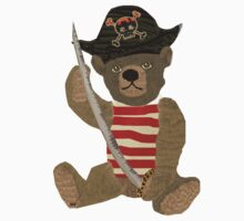 pirate ted Kids Clothes