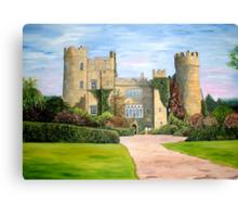 Malahide Castle, Co. Dublin Canvas Print