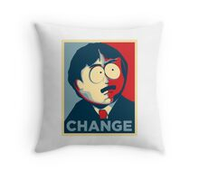 South Park Change  Throw Pillow