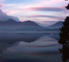 Catbells in the morning by PigleT
