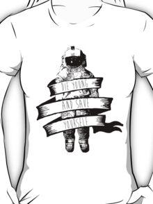 Brand New Deja Entendu astronaut T-Shirt