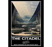 The Citadel Resort Photographic Print