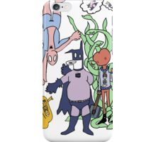 Baman Piderman iPhone Case/Skin