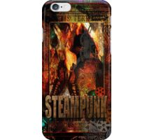 Steampunk No 2 iPhone Case/Skin