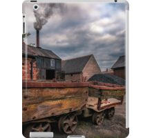 Old Smoke iPad Case/Skin