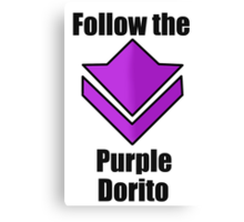 Commander's Compendium - Purple Canvas Print
