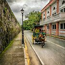 Walled City Tour by Adrian Evans