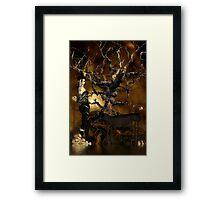 Vampyre Framed Print