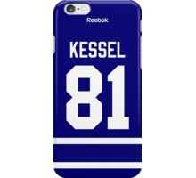 Toronto Maple Leafs Phil Kessel Jersey Back Phone Case iPhone Case/Skin