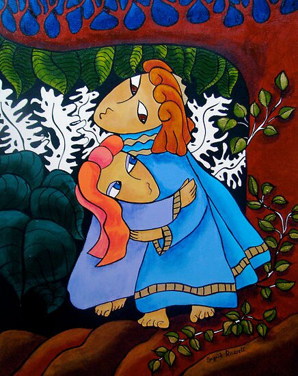 Beauty and the Prince by Ingrid Russell