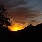 SEDONA'S SUNSET by EDMUNDOENCISO09