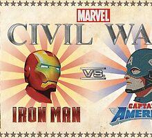 Civil War by EmzRees