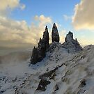 Storm at the Storr by jmnicolson