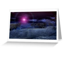 Different Perspective Greeting Card