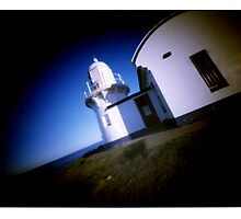 World Pinhole Day - Taking Point Lighthouse by David Amos