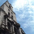 Old Havana Sky by Amanda  Brushett