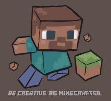 Minecraft Art by RBSTORESSX