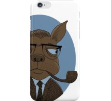 Sartre  iPhone Case/Skin