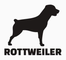 Rottweiler Kids Clothes