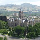 Salt Lake City, UT by rmenaker