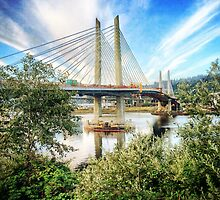 Tilikum Crossing by Jennifer Hartnett-Henderson