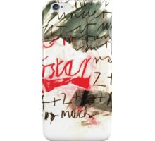 communication iPhone Case/Skin