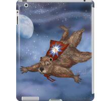 Phil Groundhog Superhero  iPad Case/Skin