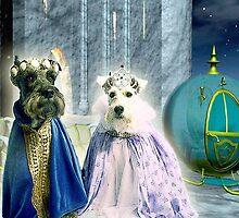 Cinderella pups by carin berger
