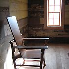 chair in January cabinlight by Laurkat