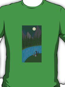 Night at the Riverbend T-Shirt