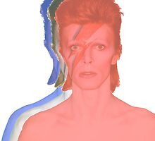 Ziggy Stardust Three Layer Color by Peanut18
