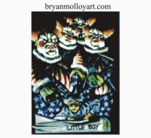 government clowns and the atomic bomb by BRYAN MOLLOY