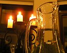 Candlelit Liquid by Deanna Roberts Think in Pictures