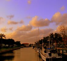 intracoastal canal by paulscar