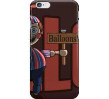 Hello (Balloon Boy) iPhone Case/Skin