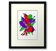 riotously Framed Print