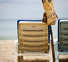 beach chair by Martin Pot